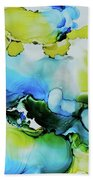 Bubble Collection Beach Towel