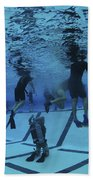 Buds Students Participate In Underwater Beach Towel