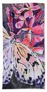 Butterfly Enchantment Beach Towel
