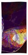Butterfly Wings Insect Nature  Beach Towel