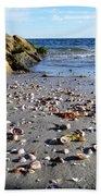 Cape Cod Beach Finds Beach Towel