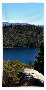Cascade Lake Beach Towel