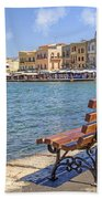 Chania - Crete Beach Towel