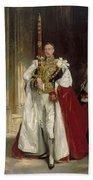 Charles Stewart Sixth Marquess Of Londonderry Beach Towel