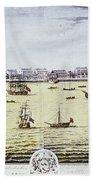 Charleston, S.c., 1739 Beach Towel