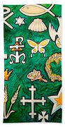 Chrismons Beach Towel