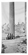 Civil War: Charleston, 1865 Beach Towel