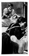 Clara Barton (1821-1912) Beach Sheet