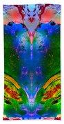 Colorful Life Beach Towel