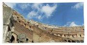 Colosseum - Rome Italy Beach Towel
