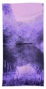 Conishead Lake Beach Towel