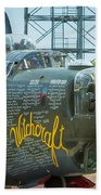 Consolidated B-24j Liberator Beach Towel