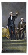 Constitutional Convention Beach Towel