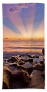 Coral Cove Beach Towel