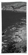 Cruisin The Coast Beach Towel