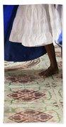 Dancer Cuba Beach Towel