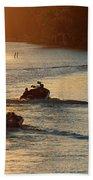 Dawn Patrol Beach Towel