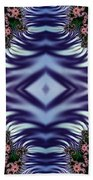 Diamonds Are Forever Beach Towel