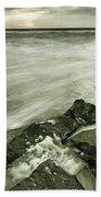 Dreamy Waves Beach Towel