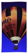 Early Morning Balloon Ride Beach Towel