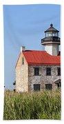 East Point Lighthouse Beach Towel