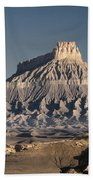Factory Butte 0562 Beach Towel