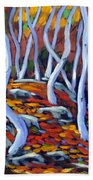 Fantaisie No 6 Beach Towel