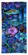 Fantasy Aquarium Beach Towel