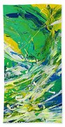 Feeling Of Summer Beach Towel