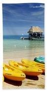 Fiji, Malolo Island Beach Towel