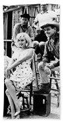 Film: The Misfits, 1961 Beach Towel