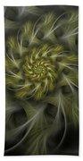 Flower Of Hope Beach Towel