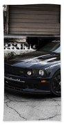 Ford Mustang Beach Sheet