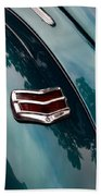 Ford Taillight Beach Towel