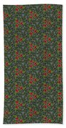 Forest Vines Beach Towel