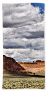Fort Rock Beach Towel