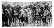 Francisco Pancho Villa Beach Sheet