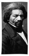 Frederick Douglass Beach Towel