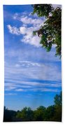 Frederick Maryland Countryside Beach Sheet