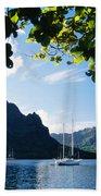French Polynesia, Moorea Beach Towel