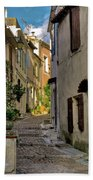 French Scenes Beach Towel