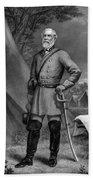 General Robert E. Lee Beach Towel
