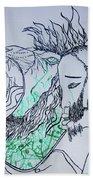 Gethsemanes Promise Beach Towel