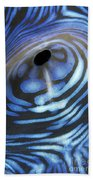 Giant Tridacna Clam Beach Towel