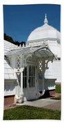 Golden Gate Conservatory Beach Towel