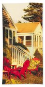 Goose Creek Beach Cottages Beach Towel