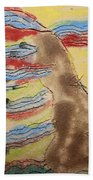 Grace - Tile Beach Towel