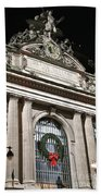 Grand Central Station New York City Beach Towel