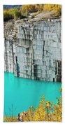 Granite Quarry Beach Towel