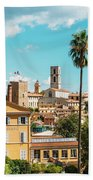 Grasse In Cote D'azur, France  Beach Towel